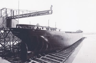 HARRY COULBY (1906, Bulk Freighter)