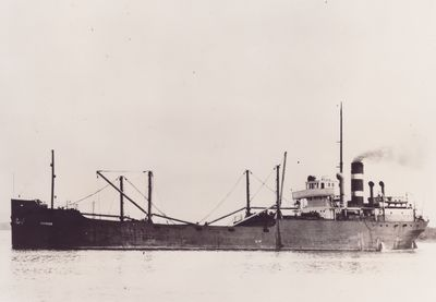 COULEE (1919, Bulk Freighter)