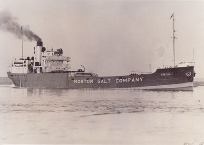 COVALT (1919, Bulk Freighter)