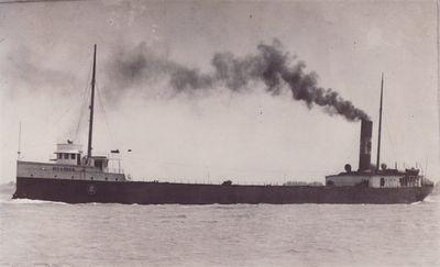 GEORGE L. CRAIG (1913, Bulk Freighter)