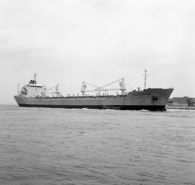 CVIJETA ZUZORIC (1974, Bulk Freighter)