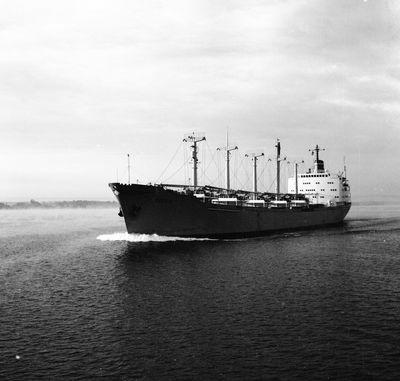 DAGEID (1963, Ocean Freighter)