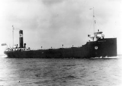 DEEPWATER (1928, Bulk Freighter)