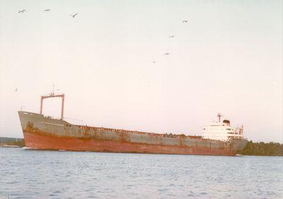 DEMTERTON (1967, Bulk Freighter)