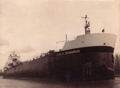 LOUIS R. DESMARAIS (1977, Bulk Freighter)