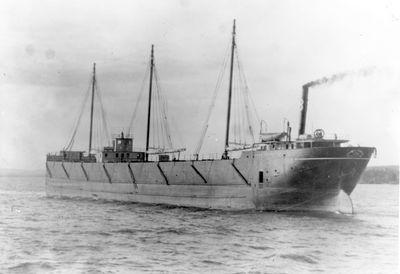 JOHN FRITZ (1898, Barge)