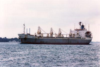 GEORGIS A. GEORGILIS (1976, Ocean Freighter)