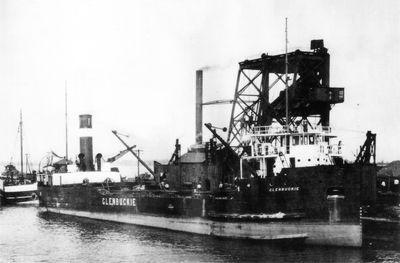 GLENBUCKIE (1923, Bulk Freighter)