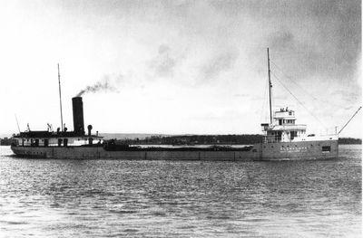 GLENCLOVA (1921, Bulk Freighter)