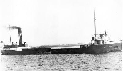 GLENCORRIE (1923, Bulk Freighter)