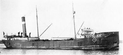 GLENELLAH (1905, Package Freighter)