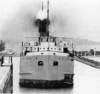 GLENGELDIE (1923, Bulk Freighter)