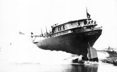 GLENIFFER (1924, Bulk Freighter)