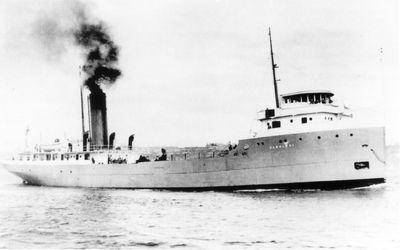 GLENLEDI (1925, Package Freighter)