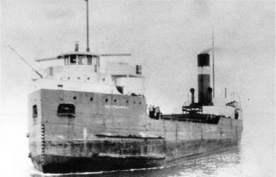 GLENLINNIE (1923, Bulk Freighter)
