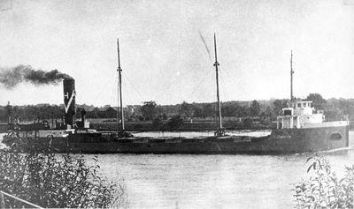 GLENMAVIS (1913, Bulk Freighter)