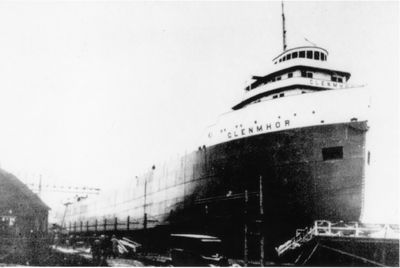 GLENMOHR (1926, Bulk Freighter)