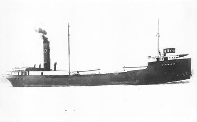 GLENMOUNT (1907, Bulk Freighter)