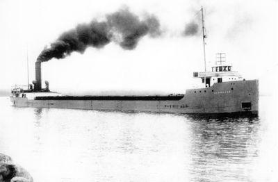 GLENROSS (1925, Bulk Freighter)