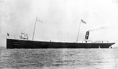 GLOBE (1894, Package Freighter)