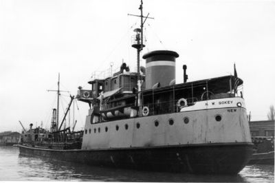 N.W. GOKEY (1947, Tank Vessel)