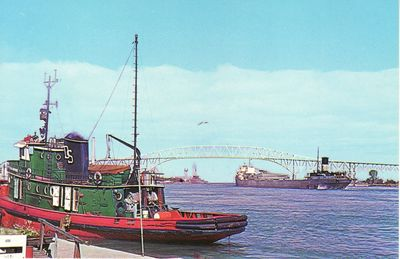 R.H. GOODE (1931, Tug (Towboat))