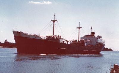 GOSFORTH (1962, Bulk Freighter)