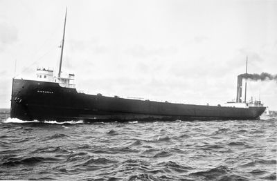 G.J. GRAMMER (1902, Bulk Freighter)