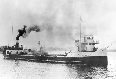 NISBET GRAMMER (1923, Bulk Freighter)