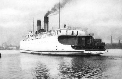 GRAND HAVEN (1903, Car Ferry (Rail Ferry))