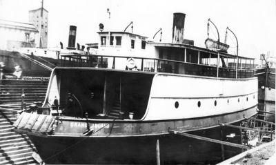GRAND ISLAND (1910, Ferry)