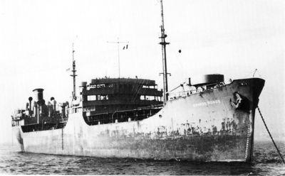 GRANDE RONDE (1943, Bulk Freighter)