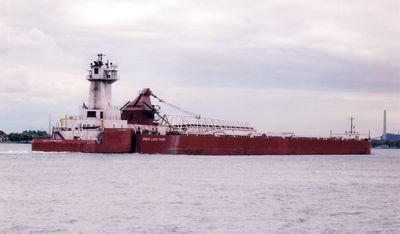 GREAT LAKES TRADER (2000, Barge)