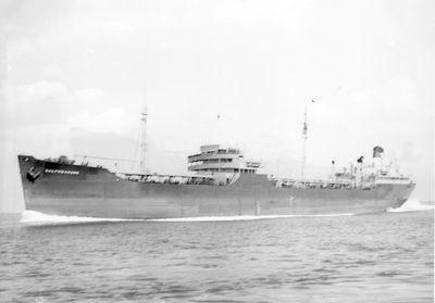 GREAT MEADOWS (1943, Tank Vessel)