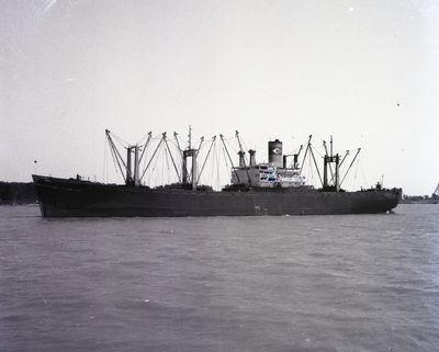 HAWAIIAN SHIPPER (1941, Package Freighter)