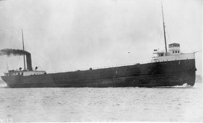 H.B. HAWGOOD (1903, Bulk Freighter)