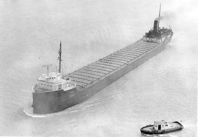 HEMLOCK (1907, Bulk Freighter)