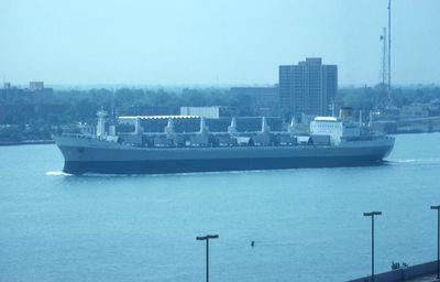 HERCEGOVINA (1977, Ocean Freighter)