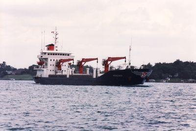 HERGUNER (1989, Ocean Freighter)