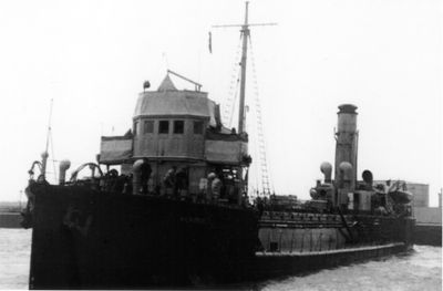 HICKOROL (1918, Tank Vessel)