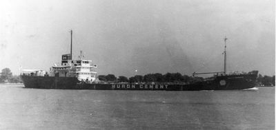 HICKORY COLL (1945, Package Freighter)
