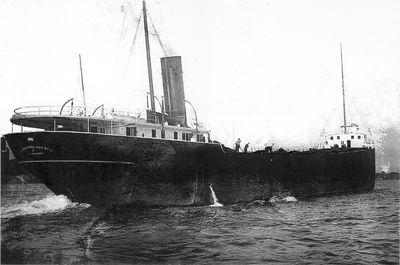 HENDRIK S. HOLDEN (1898, Bulk Freighter)