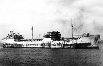 HONEY HILL (1945, Bulk Freighter)