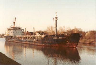 IMPERIAL BEDFORD (1969, Tank Vessel)