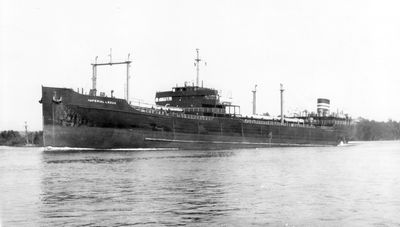 IMPERIAL LEDUC (1951, Tank Vessel)