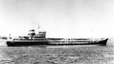 IMPERIAL QUEBEC (1957, Tank Vessel)