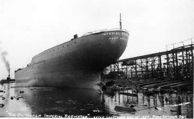 IMPERIAL REDWATER (1951, Tank Vessel)