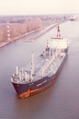 IMPERIAL ST. CLAIR (1974, Tank Vessel)