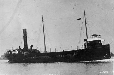 IMPEROYAL (1913, Tank Vessel)