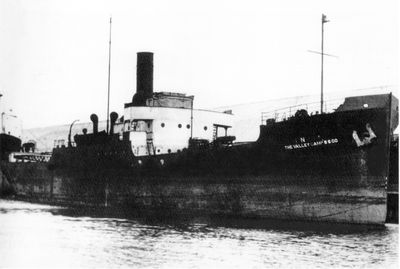 INCA (1915, Package Freighter)